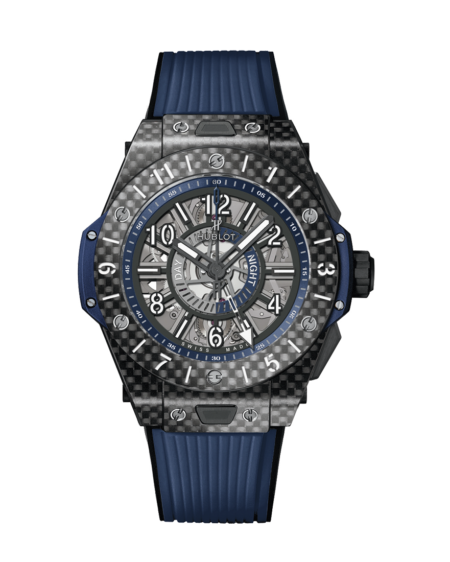 Hublot Big Bang Unico GMT Carbon