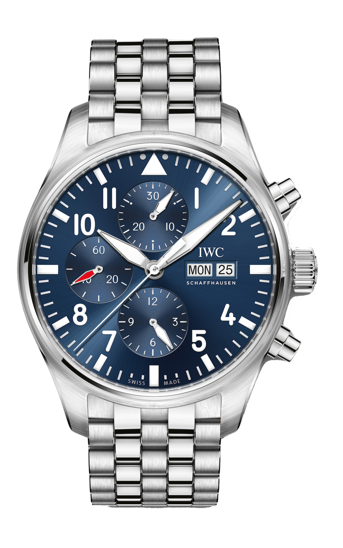 "IWC Pilots Watch Chronograph Edition ""Le Petit Prince"""