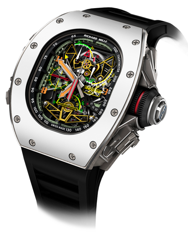 Richard Mille RM 50-02 ACJ Tourbillon
