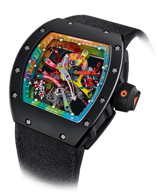 Richard Mille RM 68-01 Kongo Tourbillon