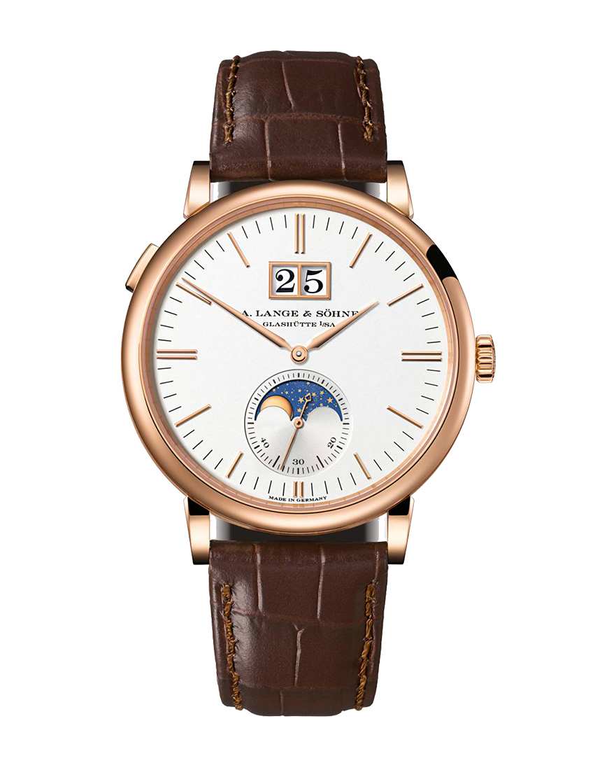 A.Lange & Söhne Saxonia Moon Phase