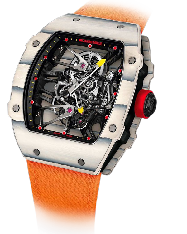 Richard Mille RM-27-02 Tourbillon Rafael Nadal