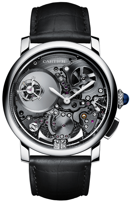 Cartier Rotonde de Cartier Mysteriouse Double Tourbillon Minute Repeater
