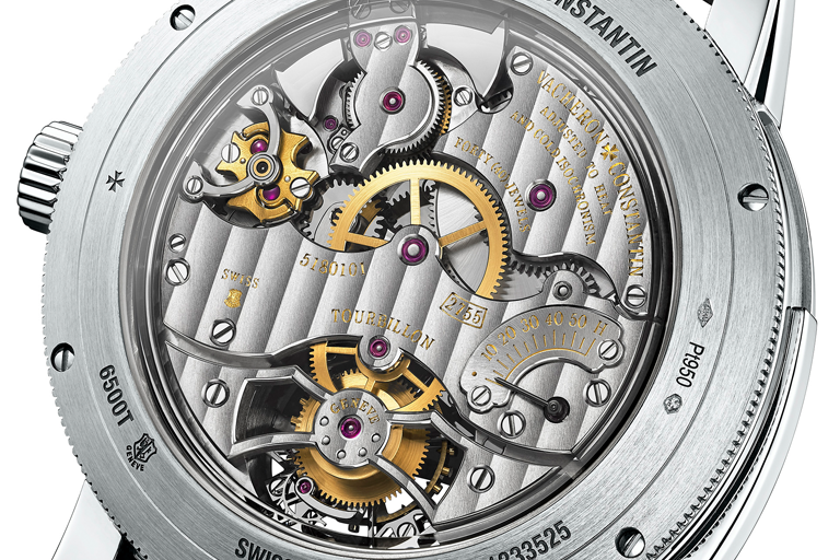 Vacheron Constantin Traditionnelle Minute Repeater Tourbillon