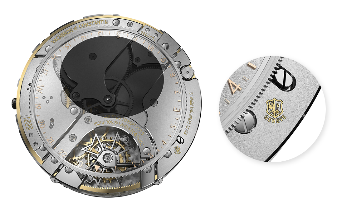 Vacheron Constantin Celestia Astronomical Grand Complication 3600