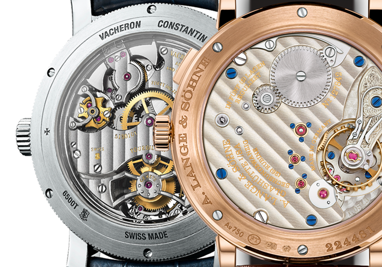 Vacheron Constantin and A. Lange&Sohne