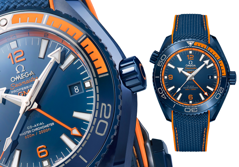 Omega The Seamaster Planet Ocean Big Blue