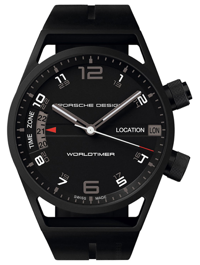 Porsche Design WorldTimer P'6750