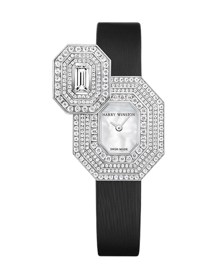 Harry Winston Emerald Signature