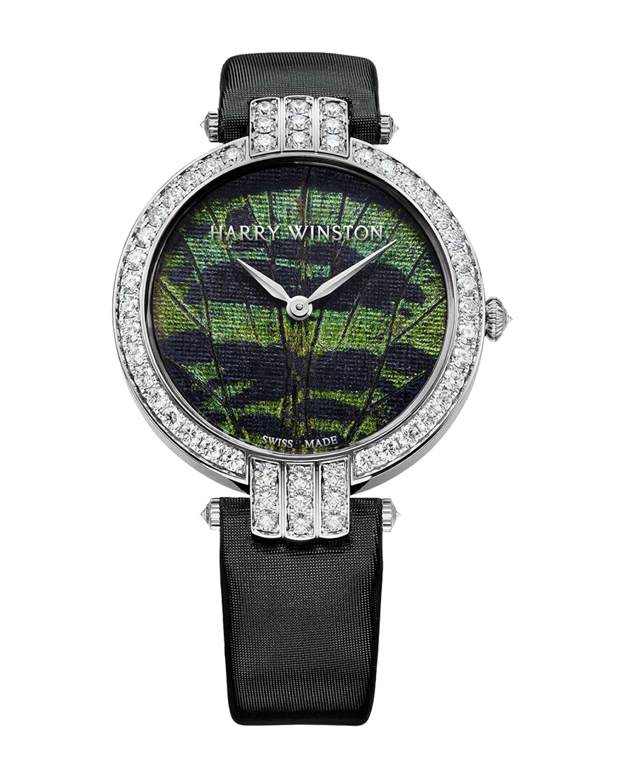 Harry Winston Premier Precious Butterfly Automatic