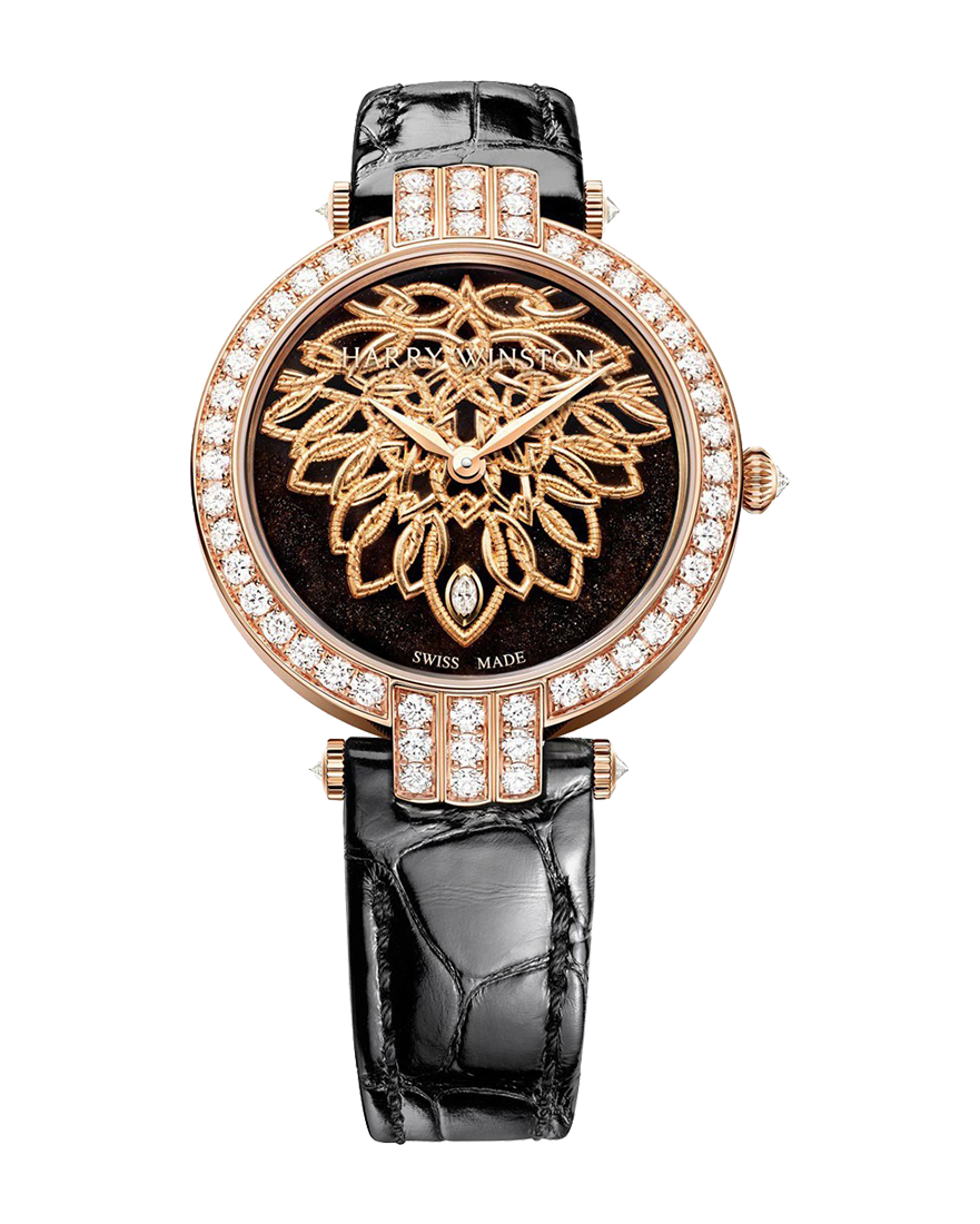 Harry Winston Premier Shinde Automatic