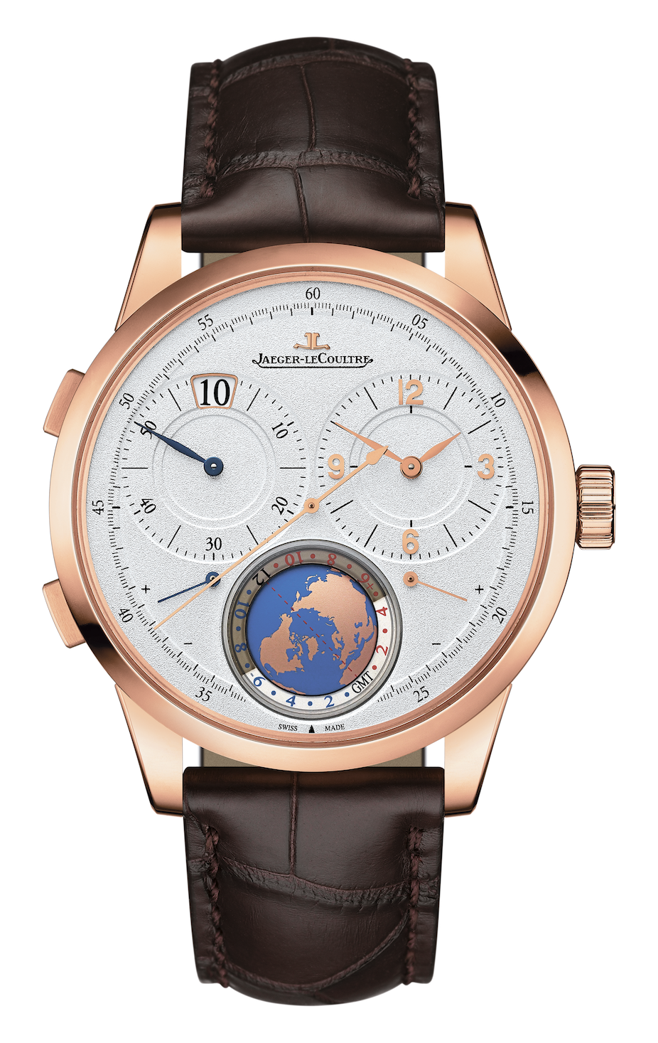 Jaeger-LeCoultre Duomètre Unique Travel Time Ref Q6062420