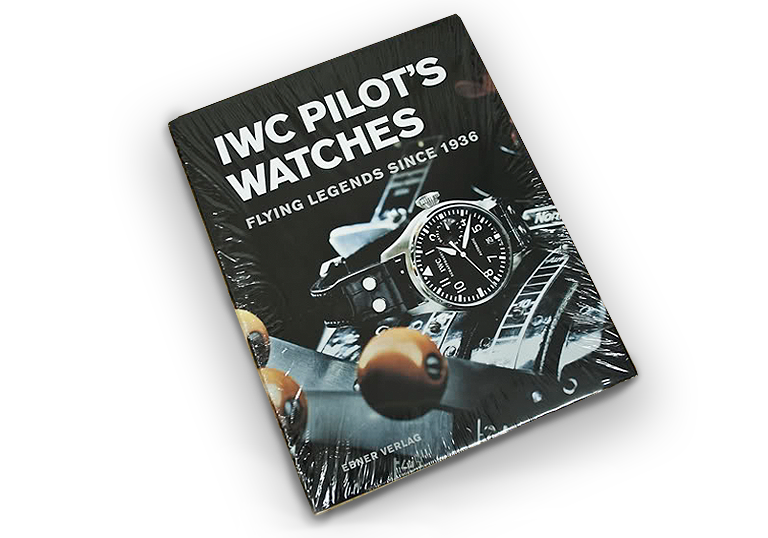 IWC PILOT'S WATCHES. FLYING LEGENDS SINCE 1936.