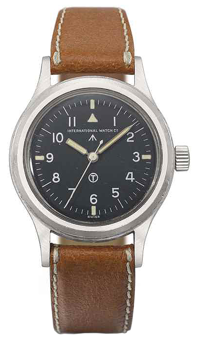 International Watch Co., модель Mark XI, 1952 г.в.