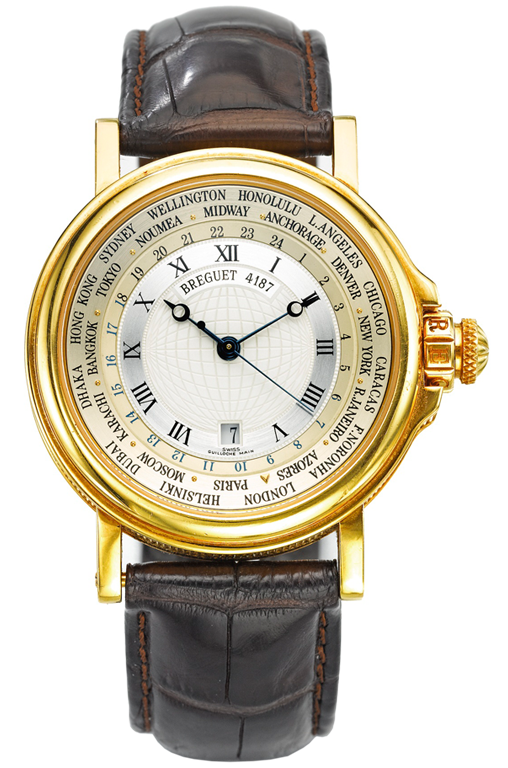 Breguet World Time 3700