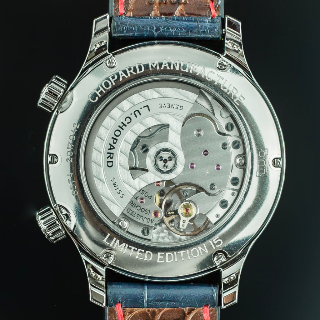 Chopard L.U.C Traveler Time Moscow Edition