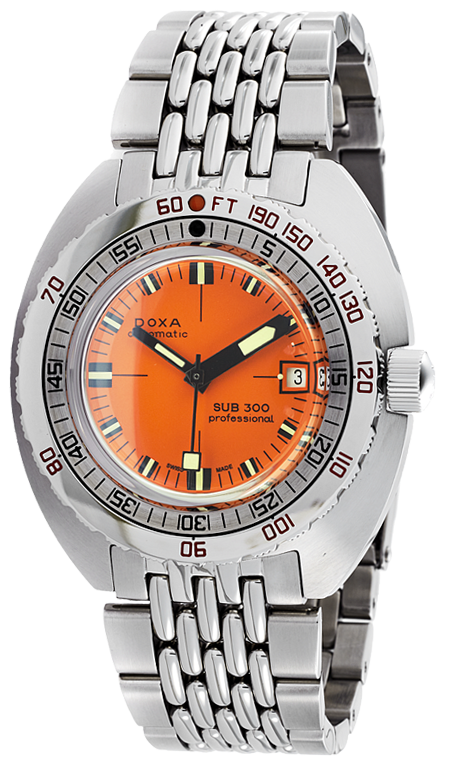 Doxa SUB 300 Professional 50th Anniversary Collection