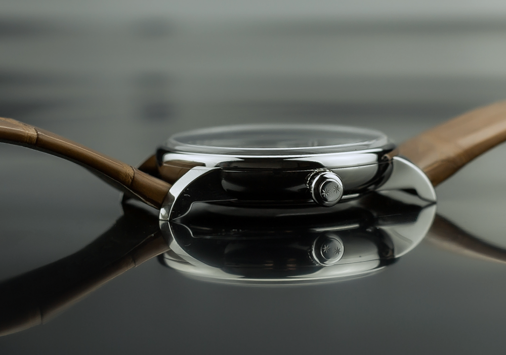 Впечатление: Jaquet Droz Grande Seconde Quantieme Satin-Brushed Anthracite