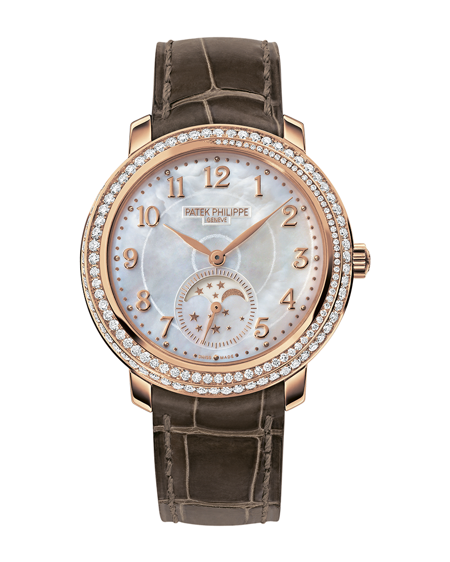 Patek Philippe Ladies Ref 4968R-001