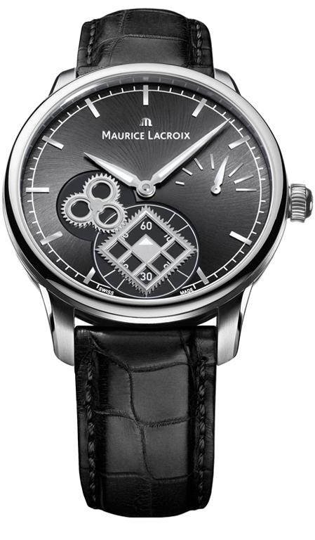 Maurice Lacroix The Masterpiece Square Wheel