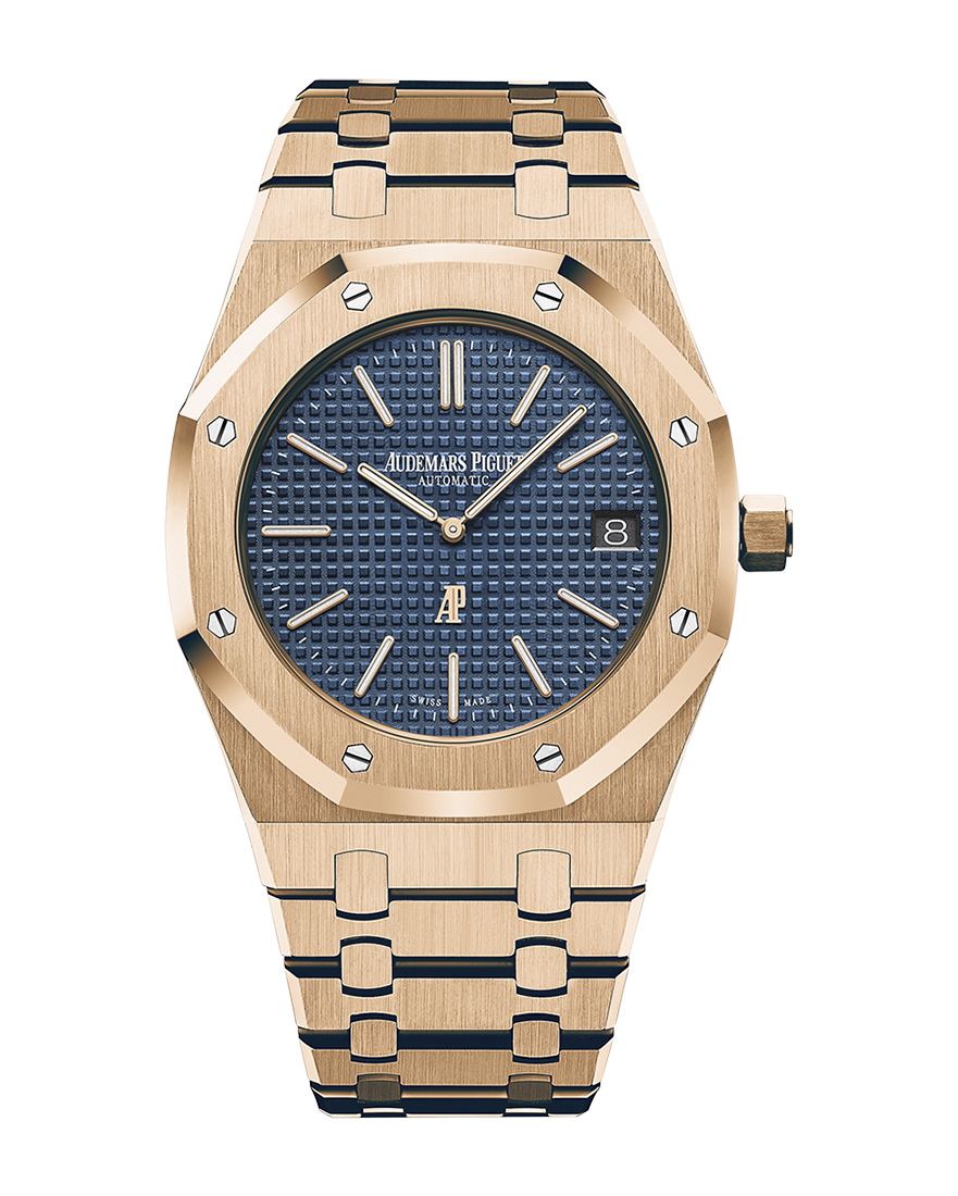 Audemars Piguet Royal Oak Extra-Thin Ref 15202OR.OO.1240OR.01