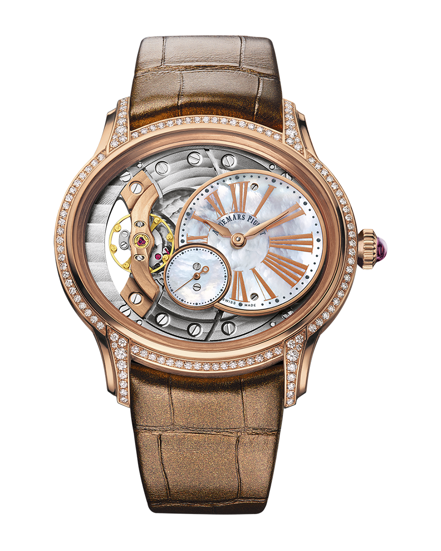 Audemars Piguet Millenary Hand-Wound Ref 77247OR.ZZ.A812CR.01