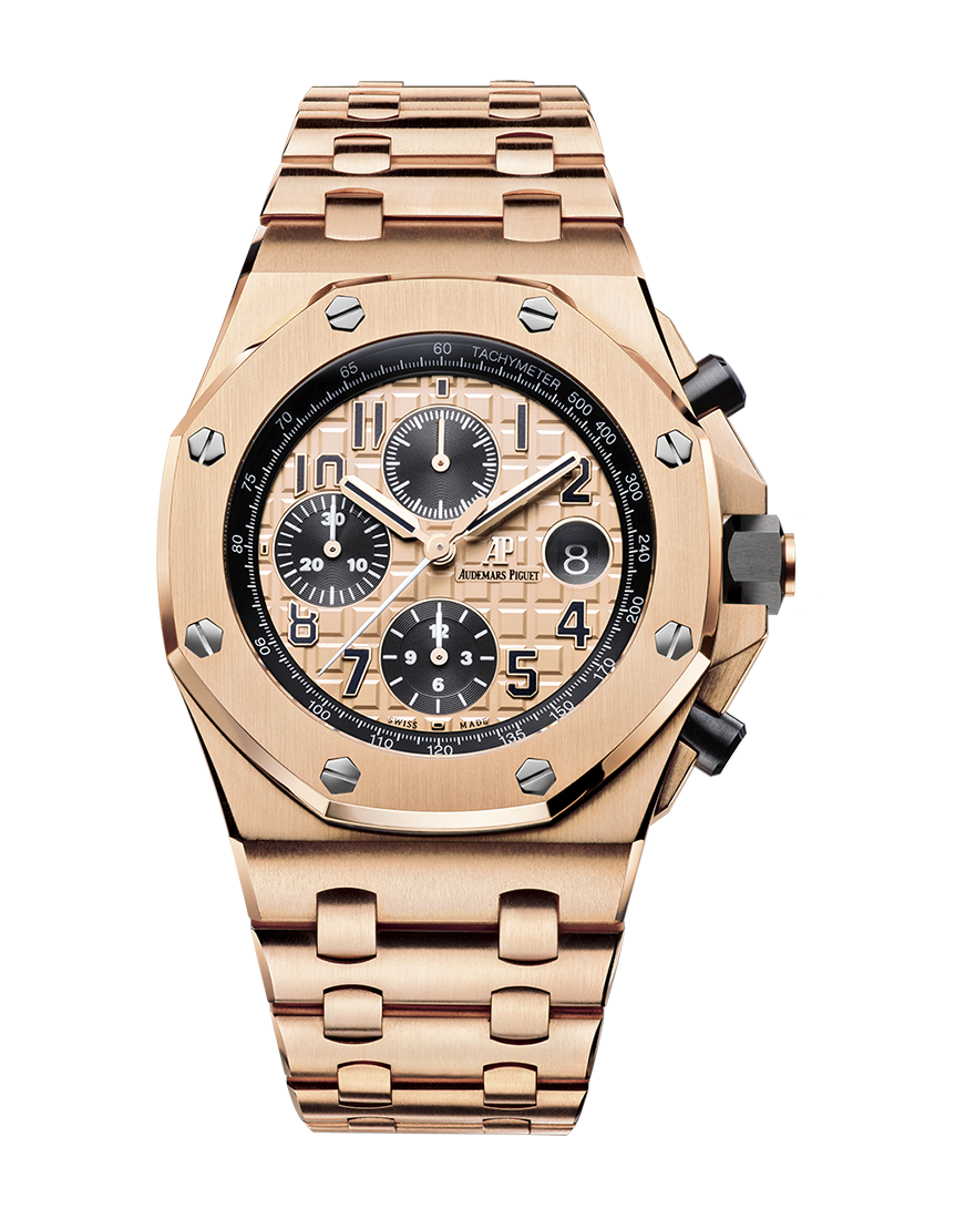 Audemars Piguet Royal Oak Offshore Chronograph Ref 26470OR.OO.1000OR.01