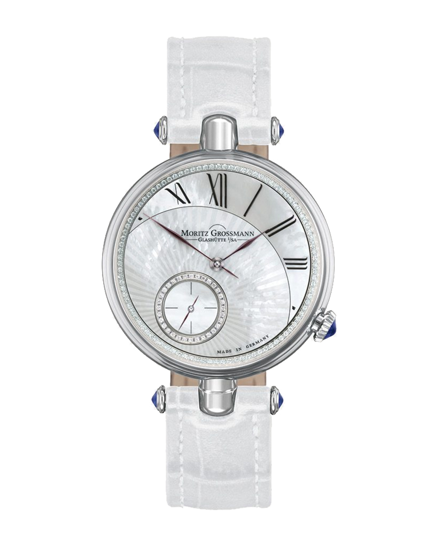 Moritz Grossmann Tefnut Twist White Gold  Fancy