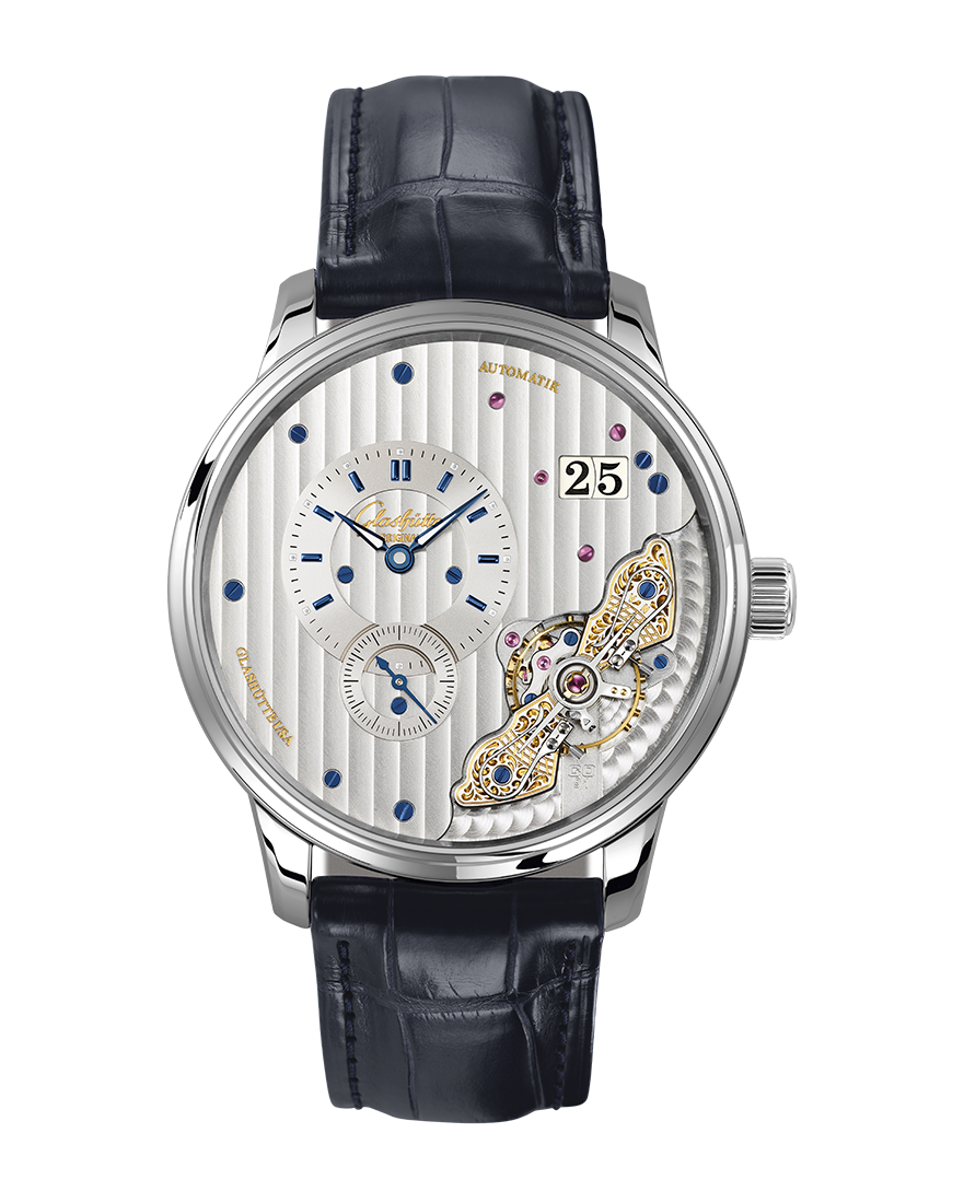 Glashutte Original Panomatic Inverse
