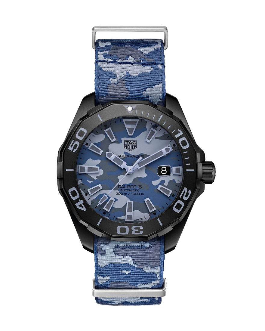 Tag Heuer Aquarecer Camouflage