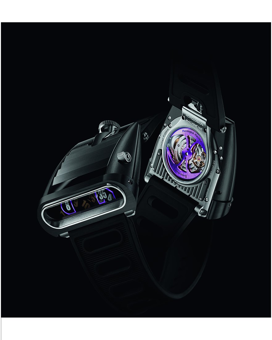 MB & F HM5 CarbonMacrolon