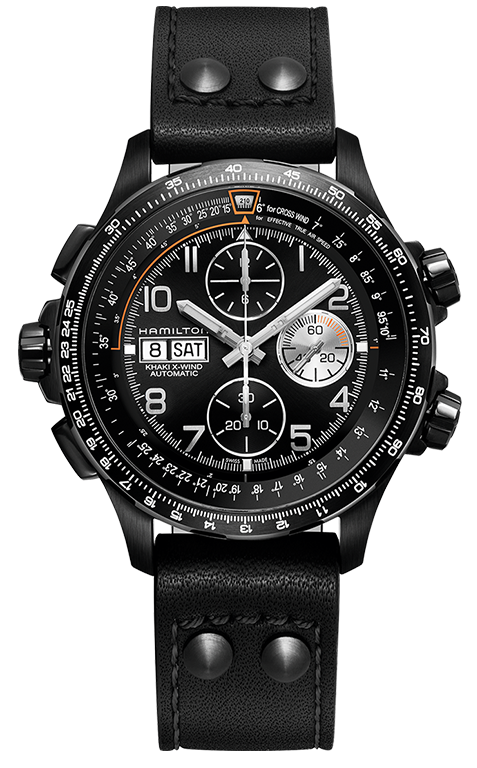 Hamilton Khaki Aviation X-Wind Auto Chrono, Ref. H77736733