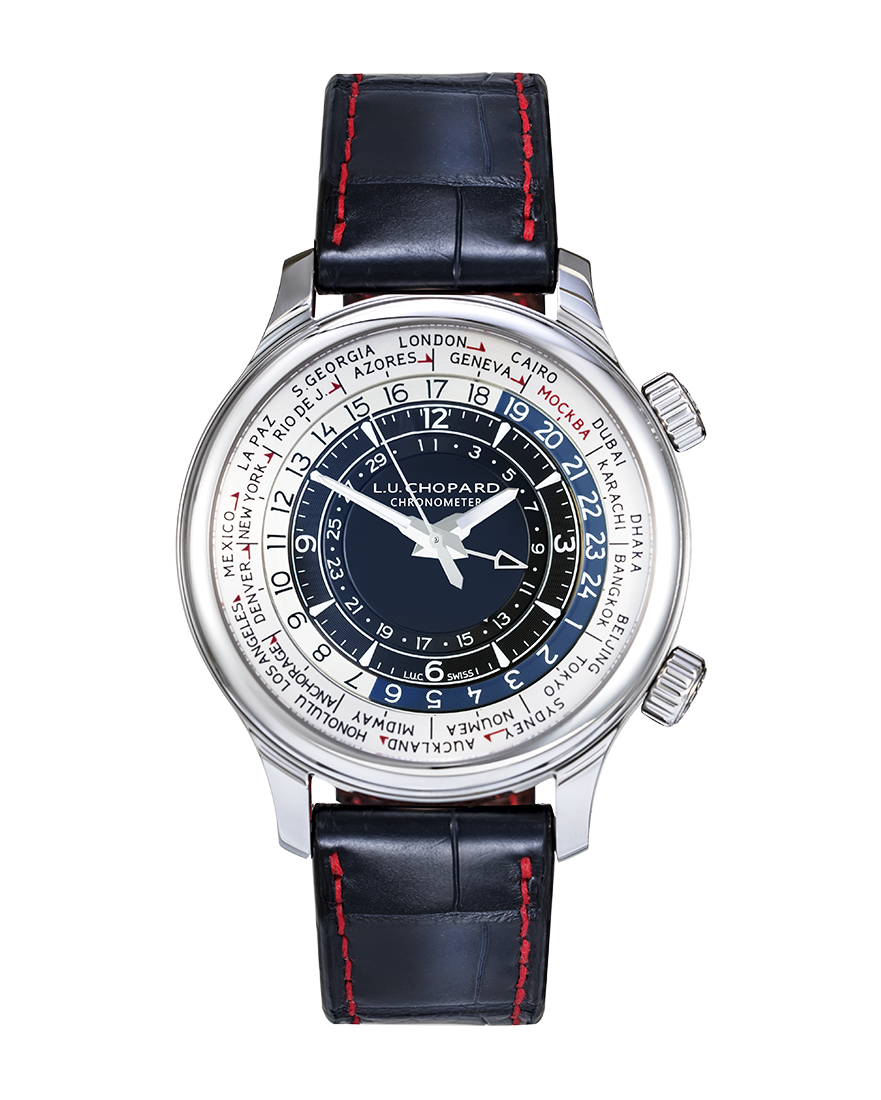 Chopard L.U.C Time Traveler One Moscow