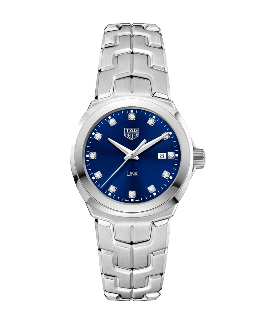 Tag Heuer Link Lady Blue Dial