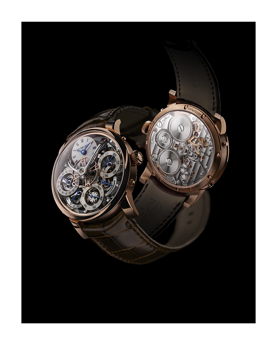 MB & F Legacy Machine Perpetual
