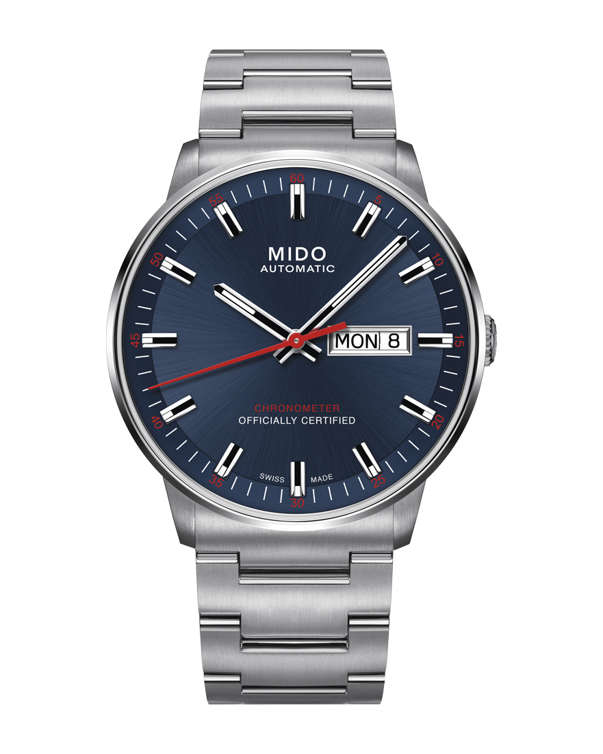 Mido Commander II Chronometer