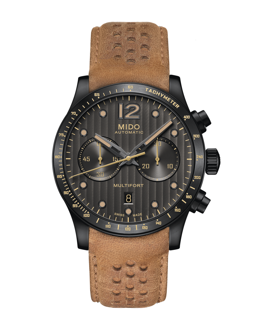 Mido Multiform Adventure Chrono