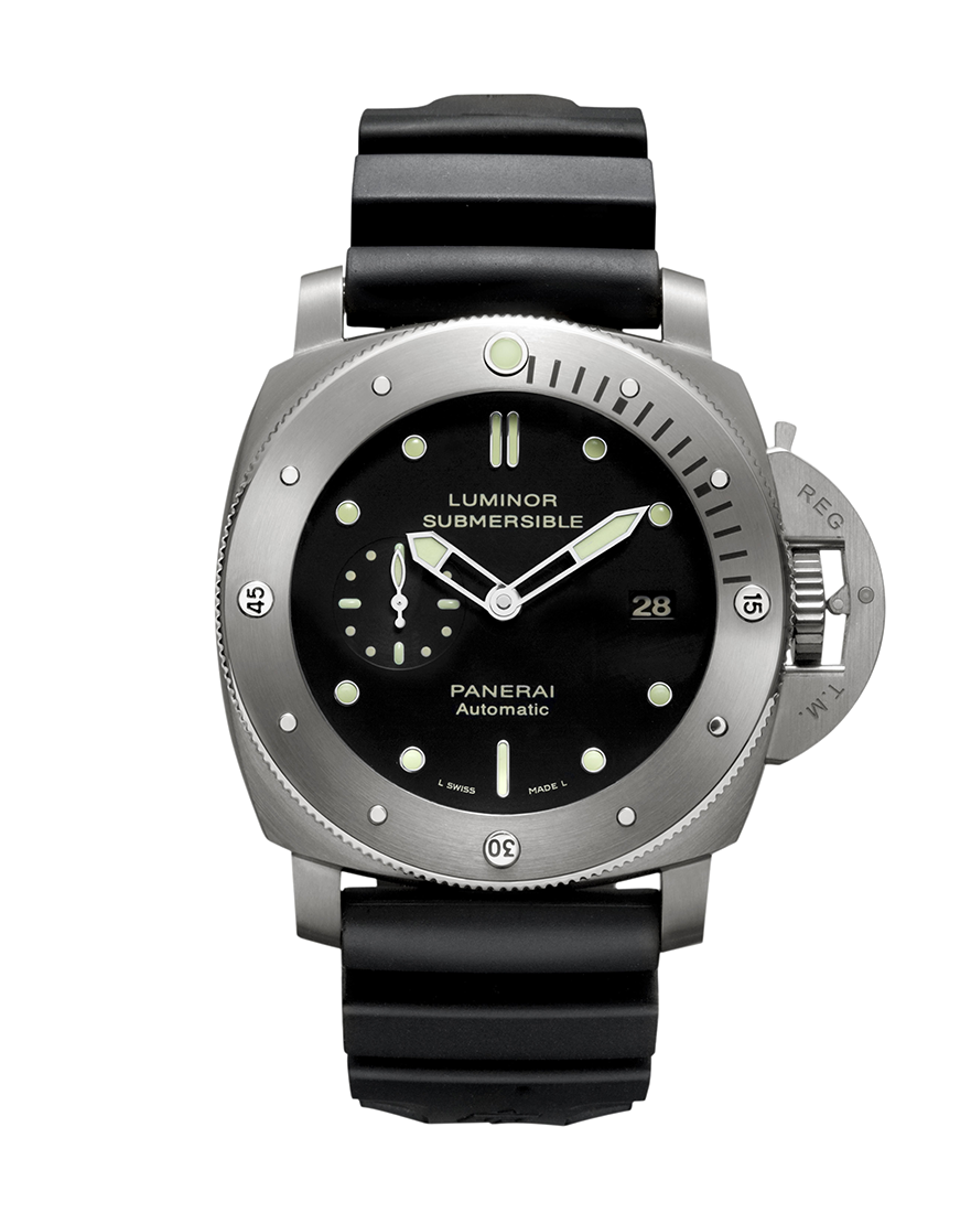 Officine Panerai Luminor Submersible 1950 3 Days Automatic Titanic