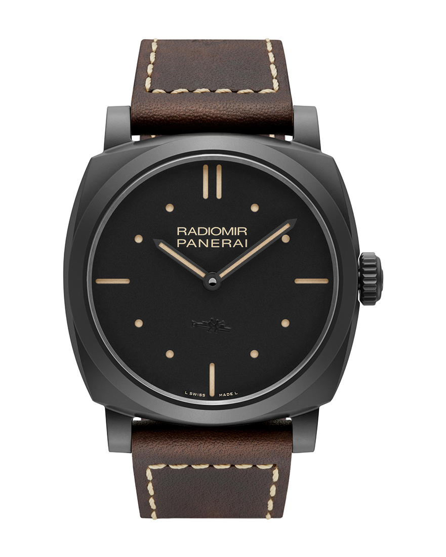 Officine Panerai Radiomir 1940 3 Days Ceramica