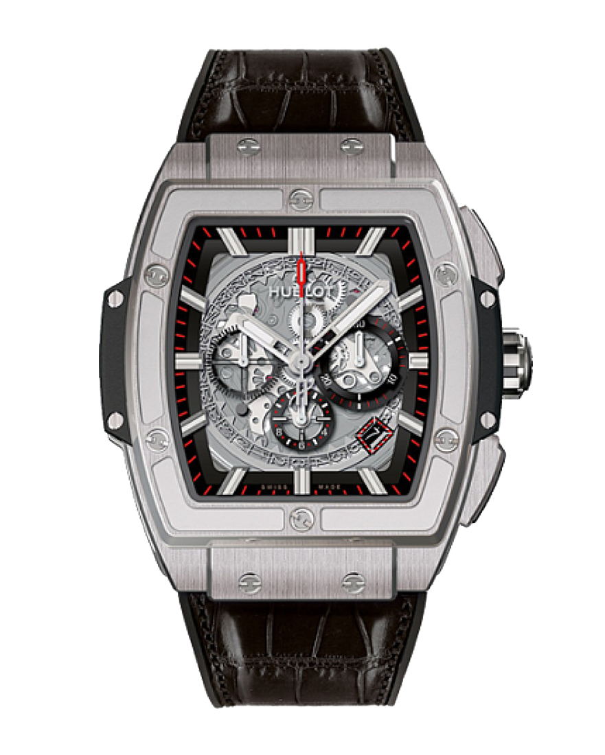 Hublot Spirit of Big Bang Titanium Ref 601.NX.0173.LR