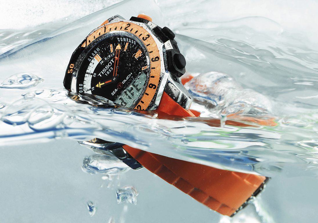 Tissot Sea T-Touch