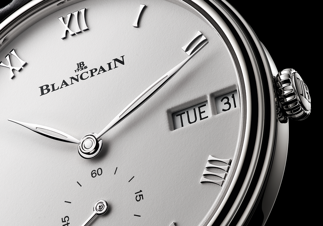 Blancpain Villeret Collection Jour Date