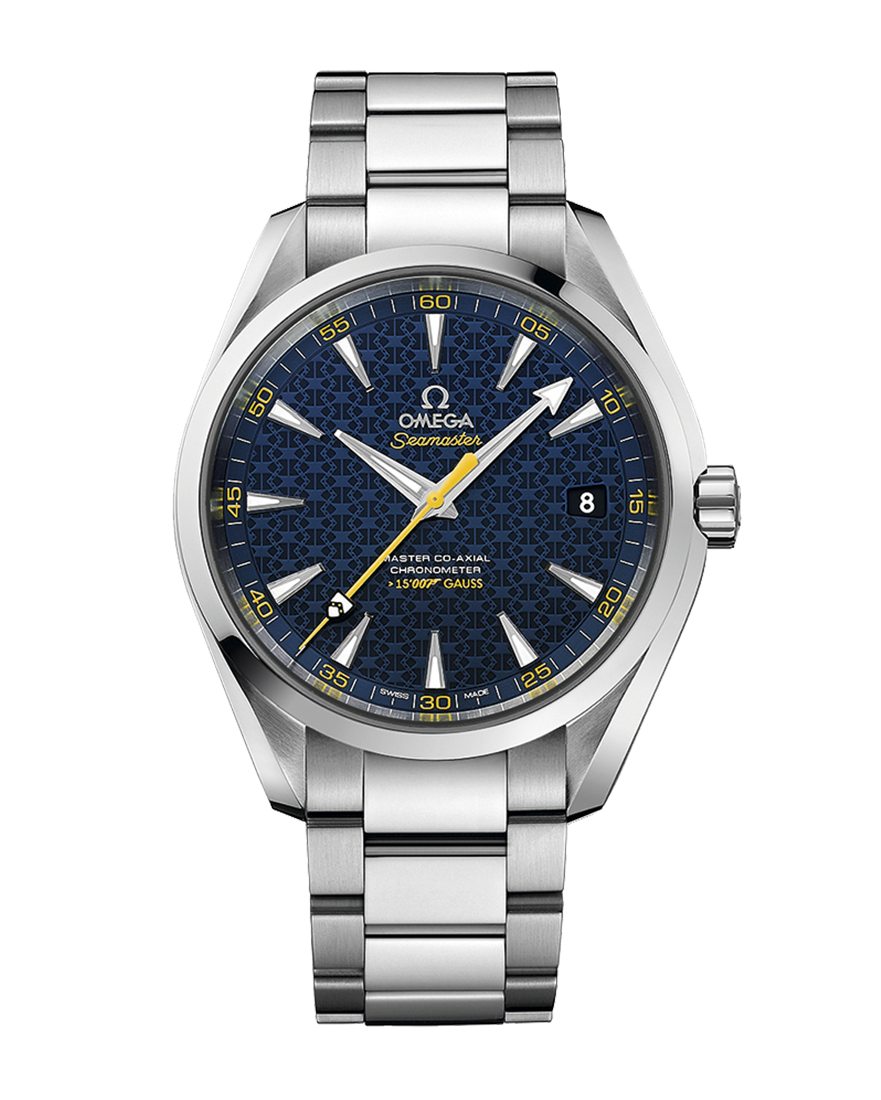 Omega Seamaster Aqua Terra James Bond 150M