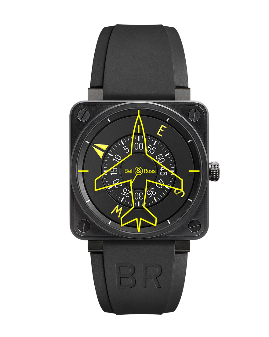 Bell & Ross BR01-92 Heading Indicator