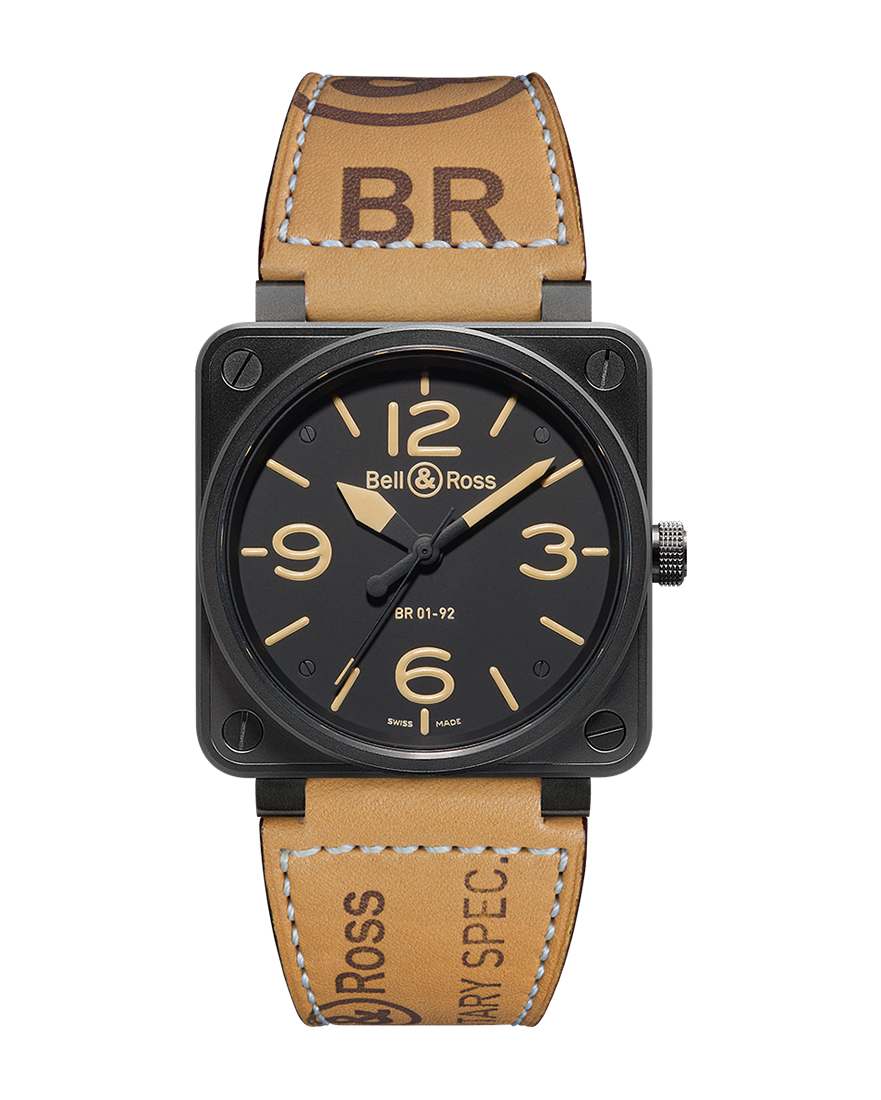 Bell & Ross BR01-92 Heritage