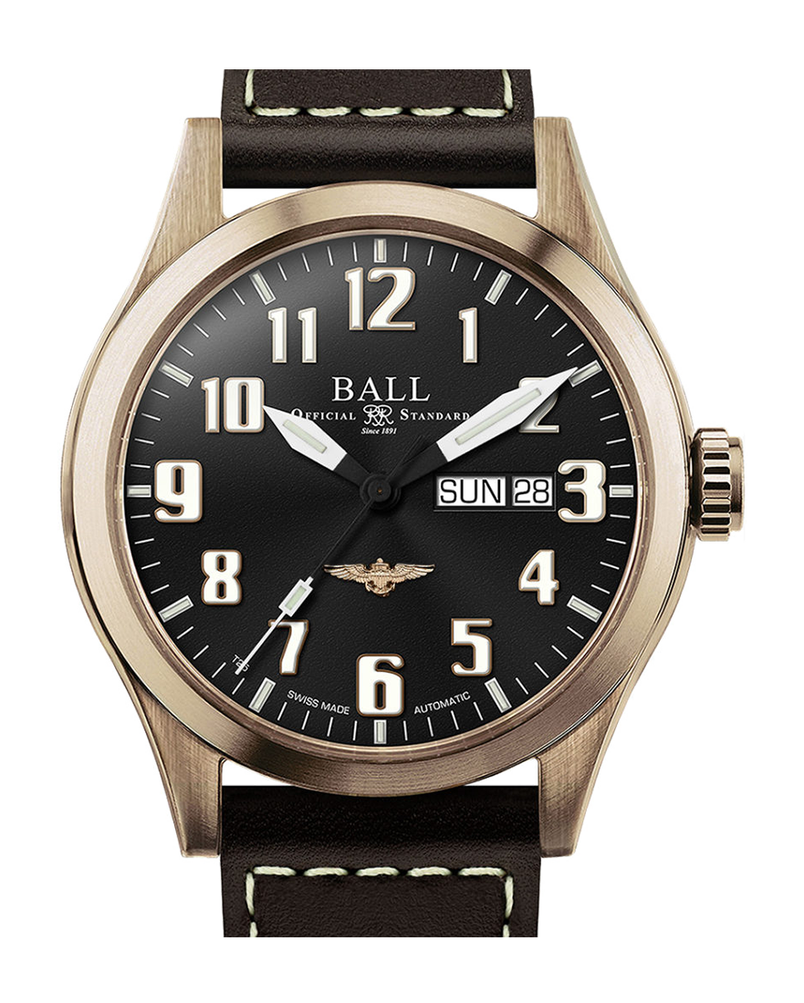Ball Engineer III Bronze Star Ref NM2186C-L1J-BK