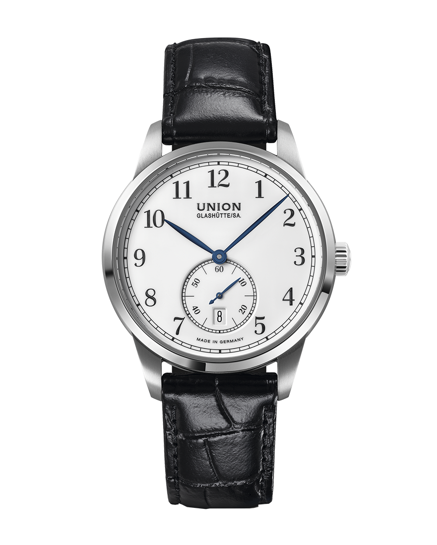 Union Glashutte 1893 Small Second