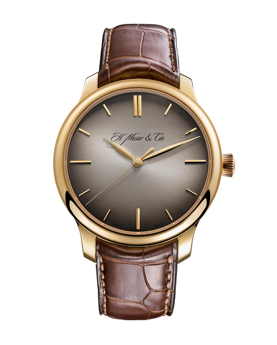 H.Moser&Cie Endeavour Centre Seconds Ref 1343-0105