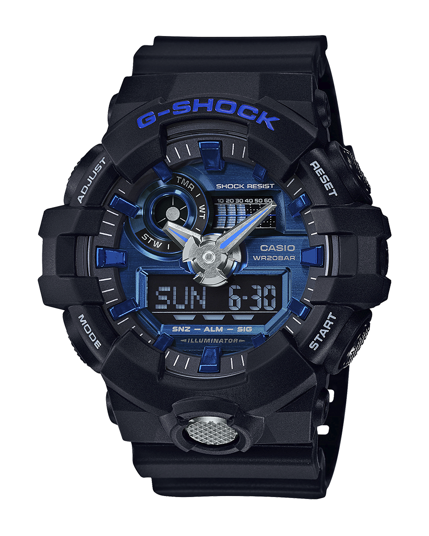 Casio G-SHOCK Ref GA-710-1A2