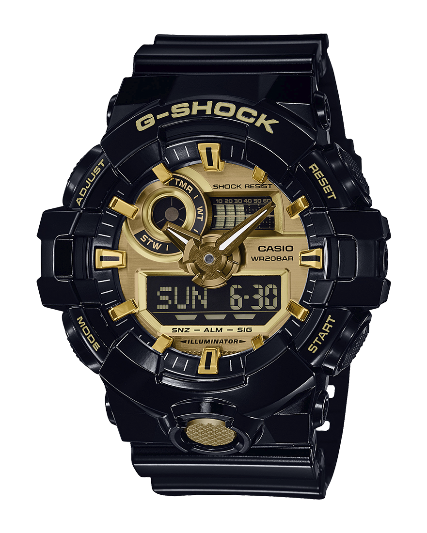 Casio G-SHOCK Ref GA-710GB-1AER